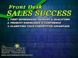 Front Desk Upselling Hotel Front Desk Sales Youtube