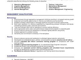 Example Summary Resume by Resume Summary Example General Templates