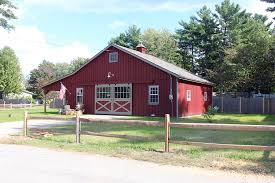 Mini Barns Michigan Modular Horse Barns Maine And New Hampshire And The Rest Of New