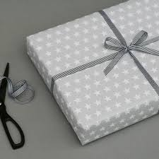 luxury wrapping paper luxury grey wrapping paper by nancy betty studio