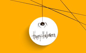 halloween background for windows wallpaper happy halloween minimal hd celebrations 9093