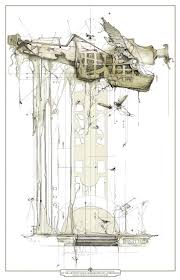 99 best drawings images on pinterest architecture drawings and