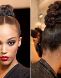 bun hairstyles for african american women braided bun hairstyles
