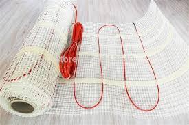 electric underfloor heating mat radiant floor heating mats warm