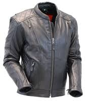 Cowhide Leather Vest Men U0027s Leather Jackets