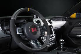 Black 2015 Mustang 2015 Saleen Black Label 302 Mustang Makes 730 Hp