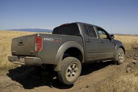 nissan frontier high mileage nissan frontier stays in forefront of its class new on wheels