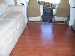 Rv Laminate Flooring Before After Gallery Blue Sky Rv Service Tucson