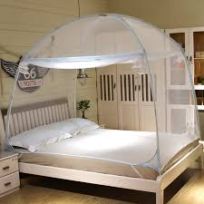 canopy for beds fine mesh mosquito net for double bed easy installation bed canopy
