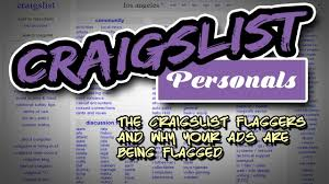 Why Am I Getting Flagged On Craigslist The Craigslist Flaggers And Why Your Ads Are Being Flagged Youtube