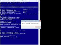 activer bureau à distance windows 2012 server r2 administration