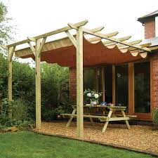 Patio Cover Kits Uk by Sienna Canopy Sun Shade Rain Shelter Patio Cover