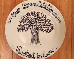 painted platters personalized personalized family plate painted family plate great