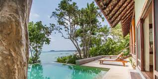 5 star beachfront hotel with private pool koh samui thailand