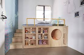 childs bedroom space saving design makes one child s bedroom a fun hideaway