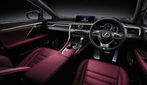 lexus rx200t f sport lexus tambah varian baru rx 200t f sport untuk meramaikan pasar