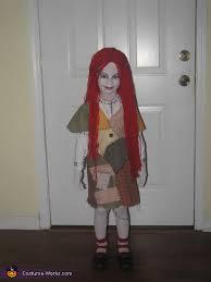 sally nightmare before costume