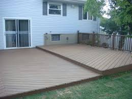 Patio And Deck Ideas Ideas For Deck Over Concrete Patio And Beyond Pics 302 Jpg
