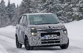 new citroen c3 2017 citroen c3 picasso spied borrows styling cues from c4