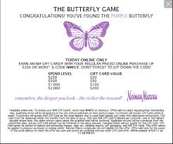 neiman the butterfly fast food fast fashion a