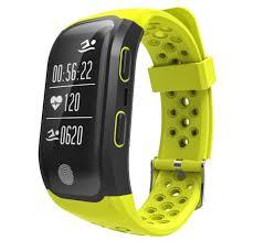 bracelet gps tracker images Senbono s908 bluetooth gps tracker wristband ip68 waterproof smart jpg