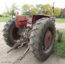 massey ferguson 165 tractor item j5463 sold november 1