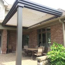 Pergola Roof Cover by Local Installations The Smart Pergola
