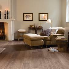 Largo Laminate Flooring Step Classic Light Grey Oiled Oak