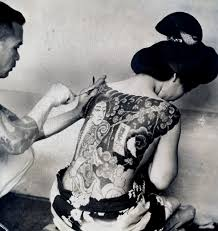 irezumi traditional japanese tattoo art the suit of the nine