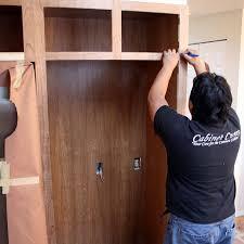 Cabinet Refacing Phoenix Transform Your Kitchen Phoenix Cabinet Cures Inc Custom