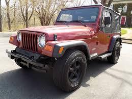 jeep wrangler convertible 1998 jeep wrangler 2 door sport utility convertible no reserve