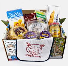 Snack Basket Delivery Mail Order Food Gifts For New Parents Parents