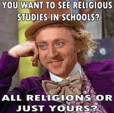 Schools Out Meme - so you want to see religious studies in schools thinking out loud