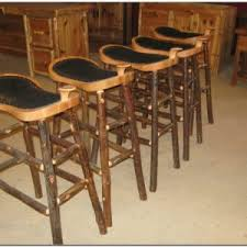 Rustic Bar Stools Cheap 30 Pictures Of Rustic Bar Stools Chair Sofas And Chairs