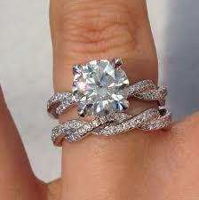 braided engagement ring best 25 braided engagement rings ideas on simple