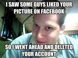 Over Protective Boyfriend Meme Foto - psycho ex boyfriend memes mne vse pohuj
