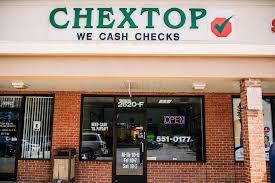 chextop of america inc 877 948 2274 check cashing md