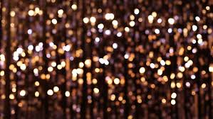 abstract glittering lights gold background a real in