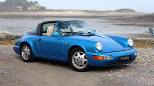 porsche 964 cabriolet for sale 1991 porsche 911 964 targa in tahoe blue порше pinterest