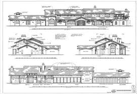 House Plans With Elevations And Floor Plans Detailed And Unique House Plans