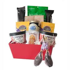 rise shine breakfast basket cascadia gift baskets