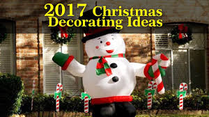 easy and simple snowman christmas decoration ideas 2017