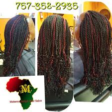 matenna deluxe hair salon llc in hampton va whitepages