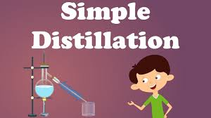 simple distillation youtube