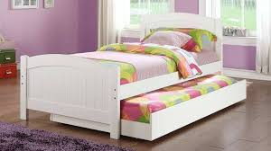 Single Bed Frame With Trundle King Single Bed With Storage And Trundle Home Design Ideas