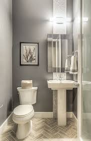 Powder Room Decorating Pictures - modern powder room with majestic mirror contemporary rectangular
