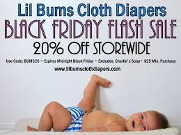 diapers com black friday lil bums cloth diapers black friday flash sale lil bums cloth