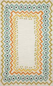 Pastel Area Rugs by Rugs Express Capri To Ethnic Border Pastel 1607 12