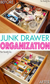 Organizing Bathroom Drawers Best 25 Junk Drawer Organizing Ideas On Pinterest Junk Drawer