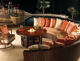 Denver Patio Furniture Patio Furniture With Fire Pit Table Lowes Home Design Ideas